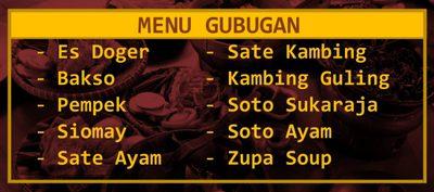 menu catering perumnas tangerang