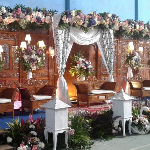 wedding organizer tigaraksa