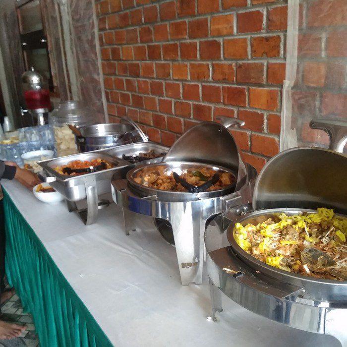 catering pernikahan rumah
